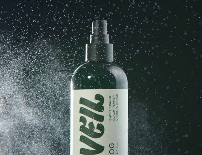 This Room Spray Combats Cannabis Odor with Science