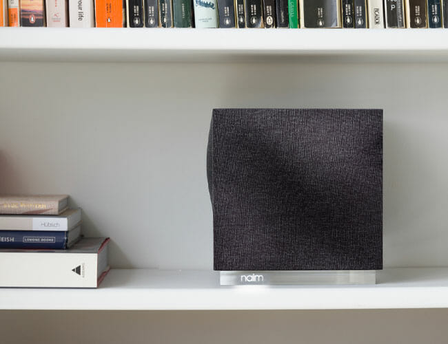 This Powerful Hi-Fi Speaker Is the Complete Compact Package