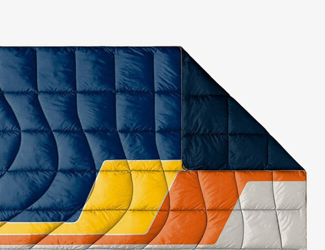 One of Our Favorite Camp Blankets Gets a Material Upgrade