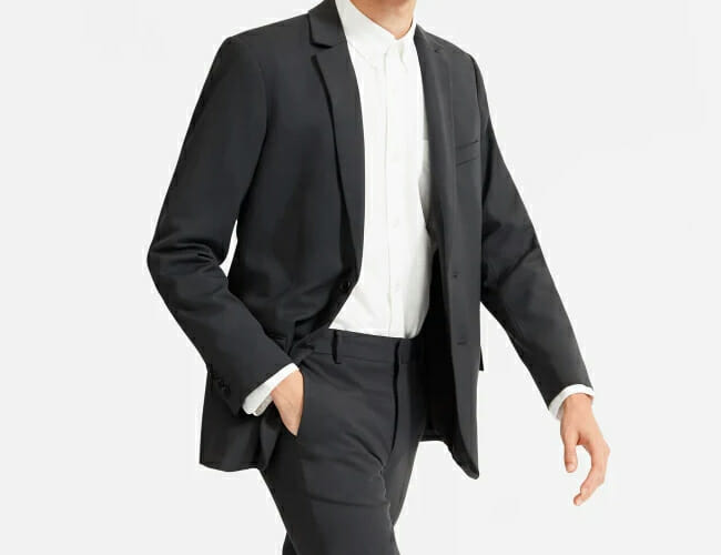 Everlane Introduces Italian Wool Suits for Just $300