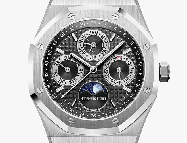 This Exclusive Platinum Royal Oak Watch Is Next to Impossible to Get