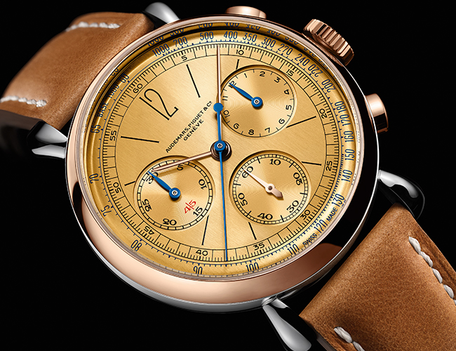If You Love Vintage Watches (and Especially Chronographs), You're Going to Love This