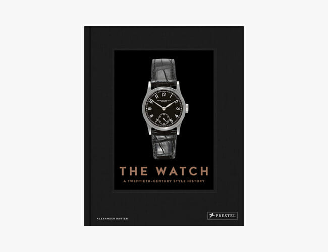 This Is One Hell of a Classy Way to Learn Watch History