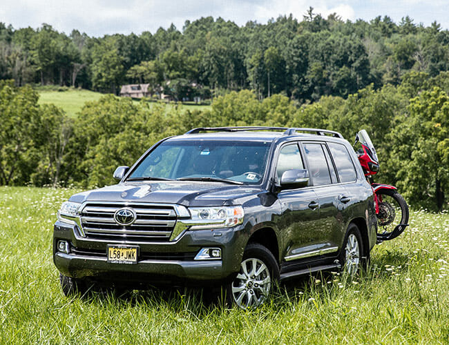 The Toyota Land Cruiser Is Outdated and Overpriced