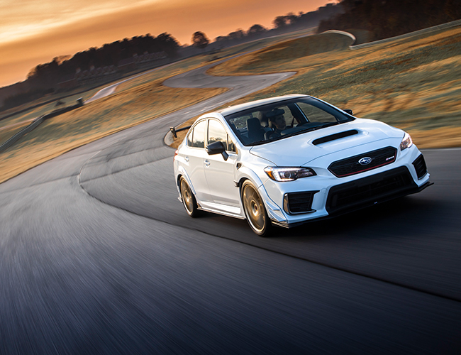 Subaru's Newest WRX STI Is Staggeringly Expensive
