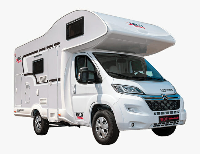 Who Needs a Travel Trailer When You Can Buy This Cheap, Tiny Camper Van?