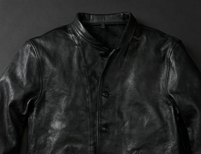 Albert Einstein's Original Leather Jacket Now Comes in Black