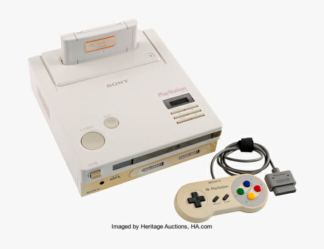 The Rarest Game Console Ever Can Be Yours… For Just $360,000