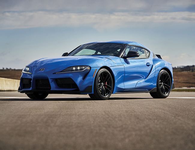 The Toyota Supra Is Getting Both Cheaper and Faster