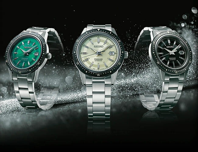 Seiko's Affordable New Bombshell Watch Is Awesome and It's Coming Stateside