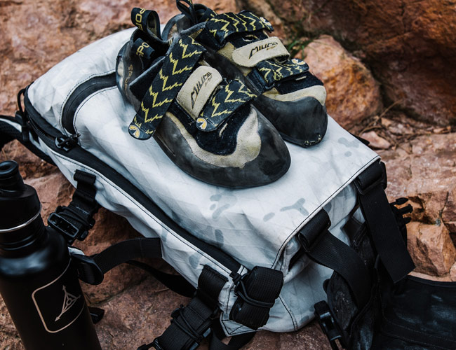 Military and Mountaineering Design Collide in This New Backpack