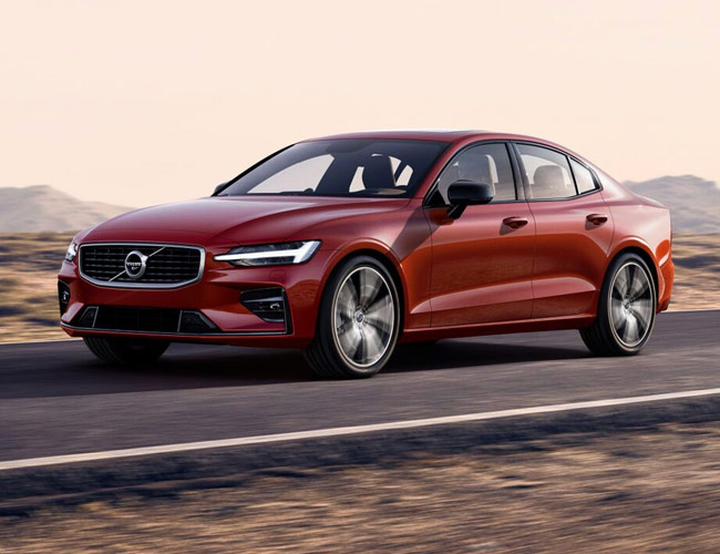 Finally, the All-New 2019 Volvo S60 Sedan Is Revealed
