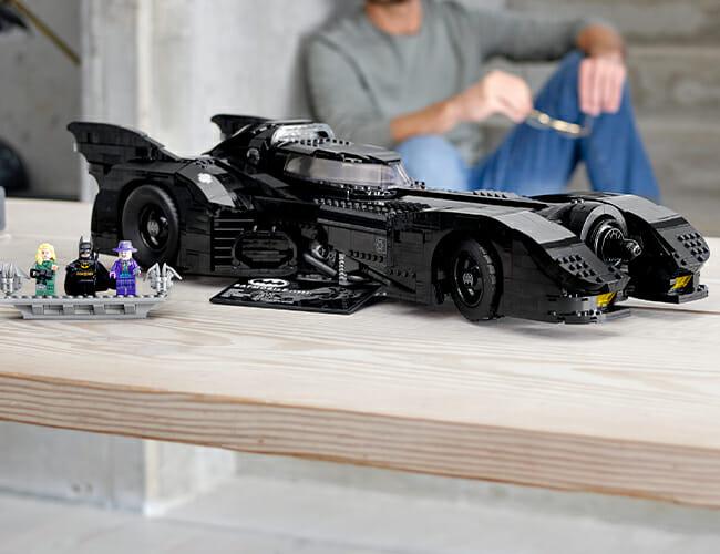 The Best Batmobile in Batman History Just Got an Epic Lego Treatment