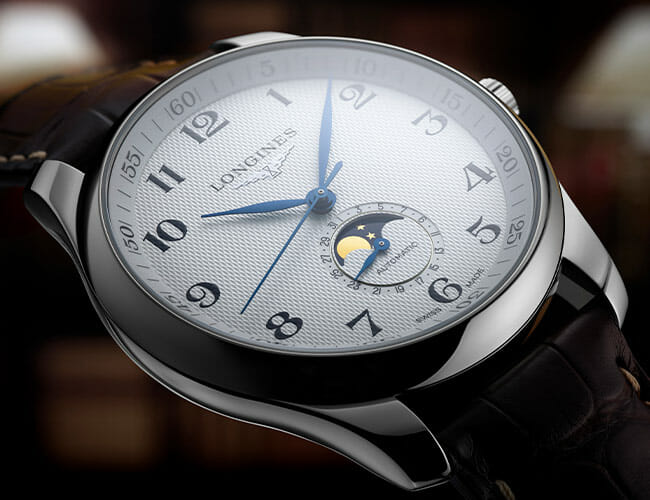 This Elegant, Modern Dress Watch Now Features a Classic Complication
