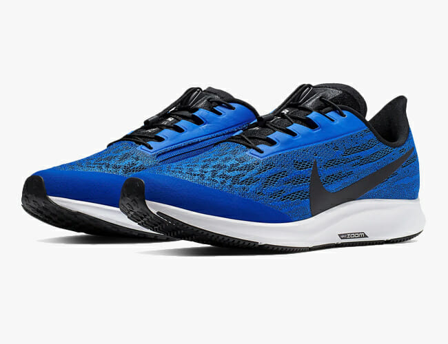 Nike's New Pegasus Lets You Go Laceless Without Looking Like It