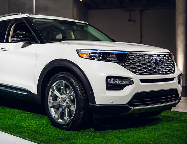 The 2020 Ford Explorer Is All-New From the Ground Up
