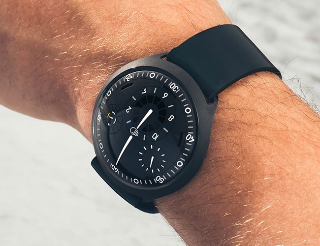 The Future of Timekeeping is Here: Ressence is Actually Producing the Type 2