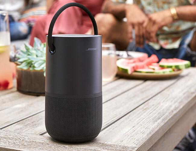 Bose's New Portable Speaker Also Works as a Multi-Room Home Speaker