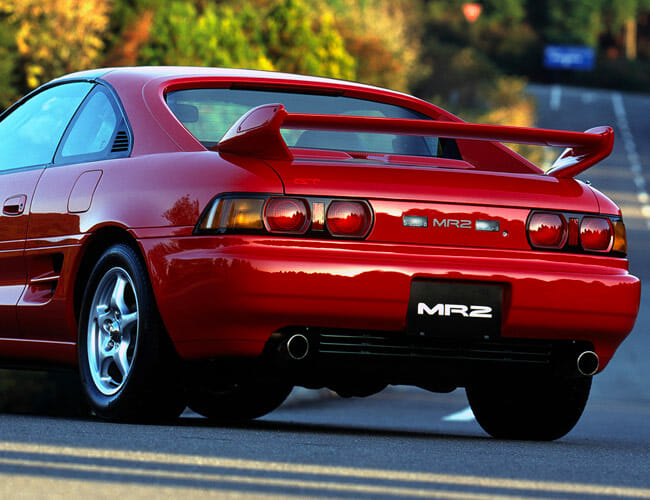 The Toyota Supra's Father Wants to Partner With Porsche on a New MR2