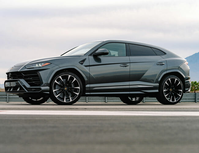 Lamborghini Very Likely Planning More Powerful, Rally-Ready Versions of Urus