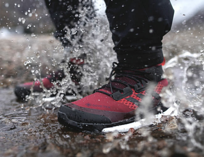 Adidas Just Upgraded One of the Best New Hiking Boots of the Year