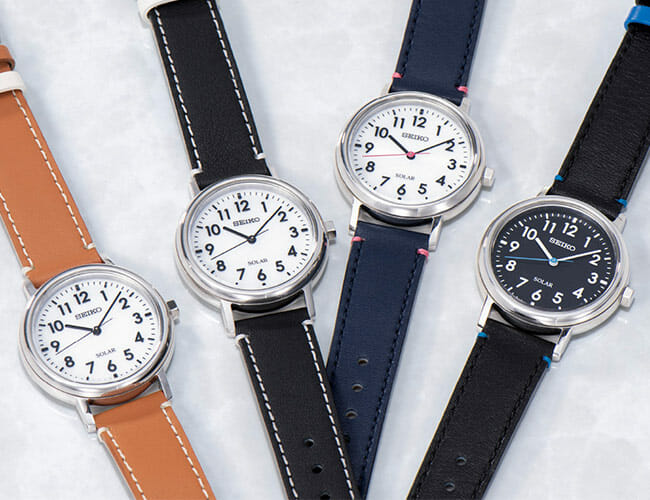 Seiko Designed Affordable New Back-to-School Watches for Kids, But Adults Will Love Them Too