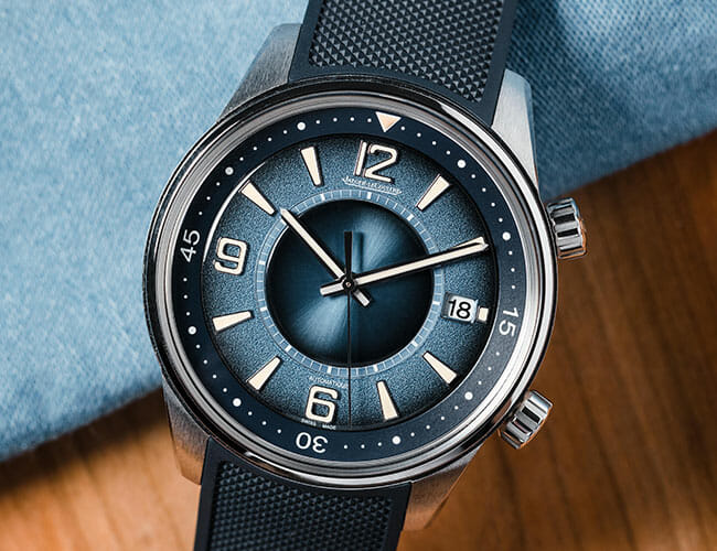 Jaeger-LeCoultre Released a Beautiful New Special Edition of an Innovative Dive Watch