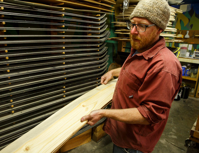 This Retired Roboticist Used to Design Lunar Rovers. Now He Makes Beautiful Handmade Skis