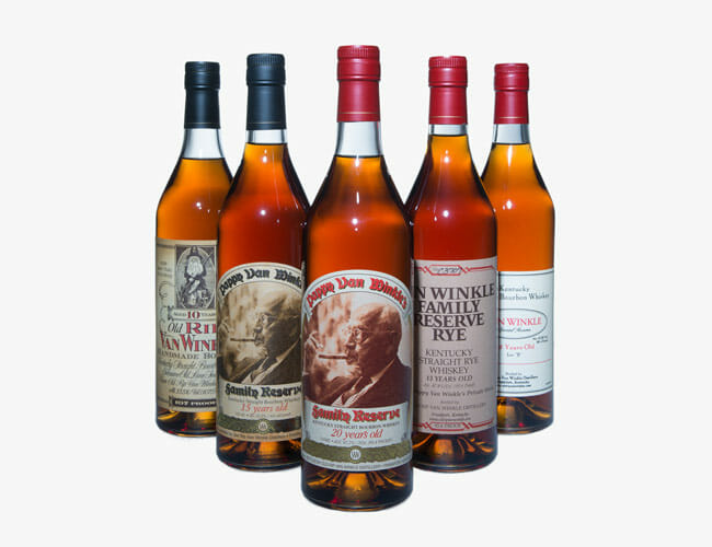 This Year's Pappy Van Winkle Bourbon Was Just Announced. Here's When You Can Find It