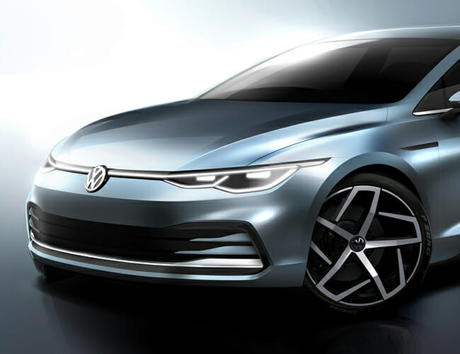 Volkswagen's Sexy New Golf Could Get Americans to Buy Hatchbacks Again