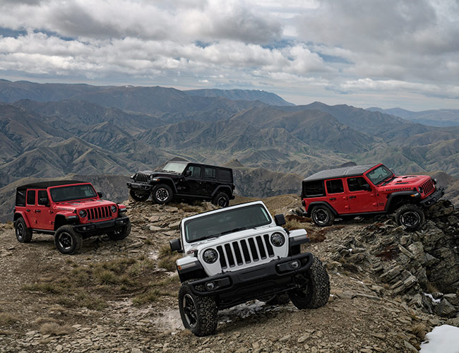 The Jeep Wrangler You Really Want Has a Cheap Lease Deal, But Act Fast