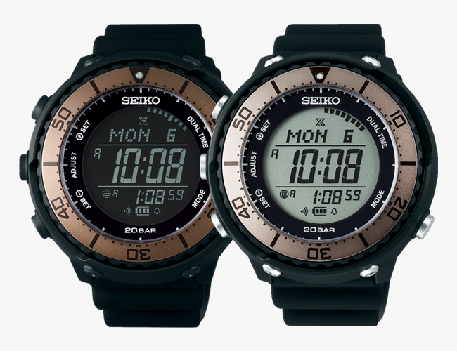 Seiko Collaborated with a Famed Japanese Streetwear Brand on These New Dive Watches