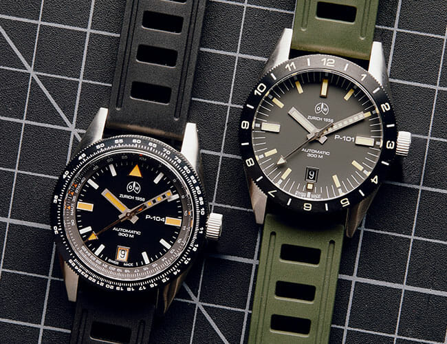 This Company's Automatic Pilot Watches Feel as Legit as Vintage Originals