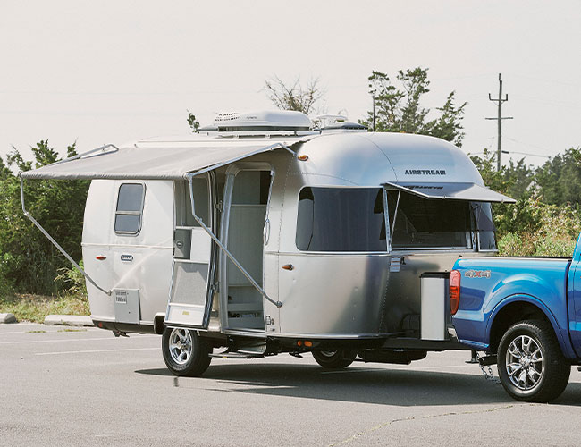 2019 Airstream Bambi Review: The Stylish, Easy Way into Camping Trailer Life
