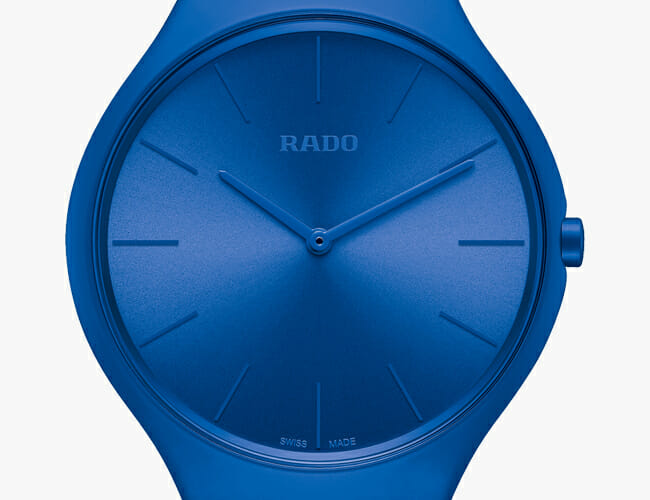 These New Ceramic Watches Are Available In Nine Striking Colors