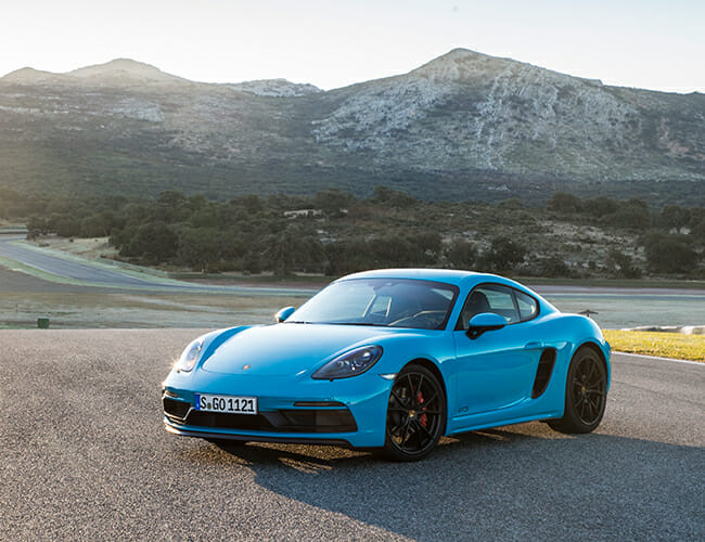 Are the Porsche Boxster and Cayman Going to Turn Into Electric Cars?