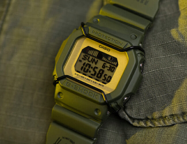 Herschel Releases Its First-Ever Watch with Help from G-Shock