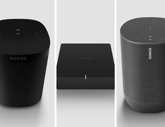 Here's All the New Audio Gear That Sonos Just Announced