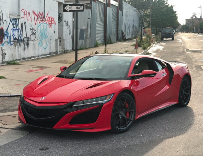 More People Should Buy the Acura NSX