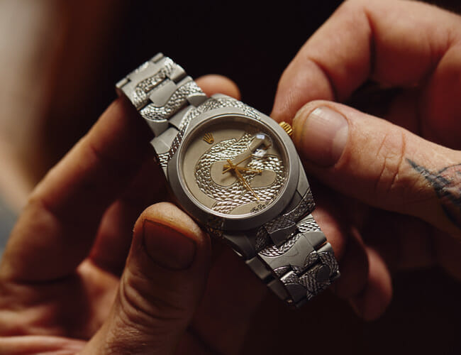 Is Aftermarket Watch Customization Horological Sacrilege, or High Art?