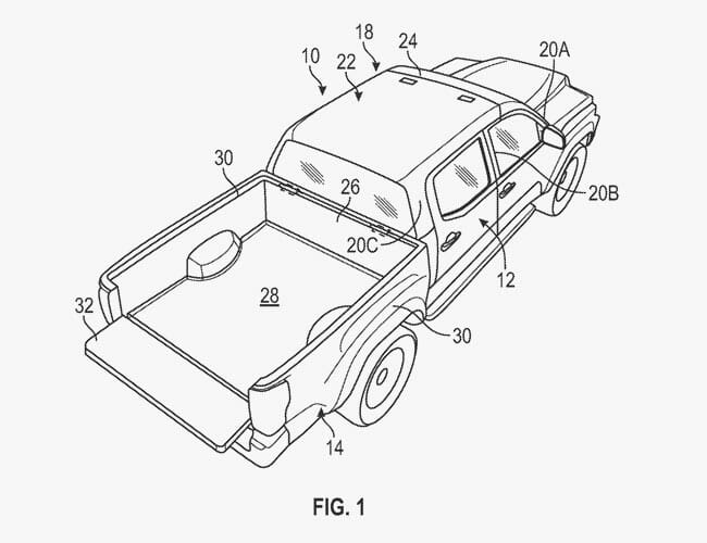 The Ford Bronco's Folding Roof Could Be Way Better Than Jeep's