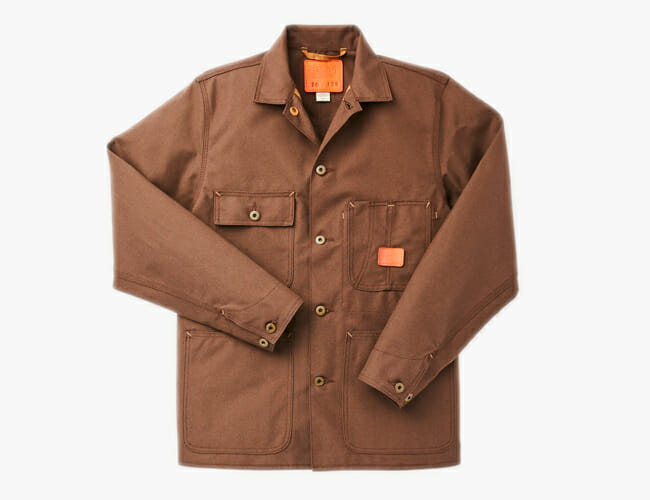 Filson Made a Limited-Edition Chore Coat Worth the Cash