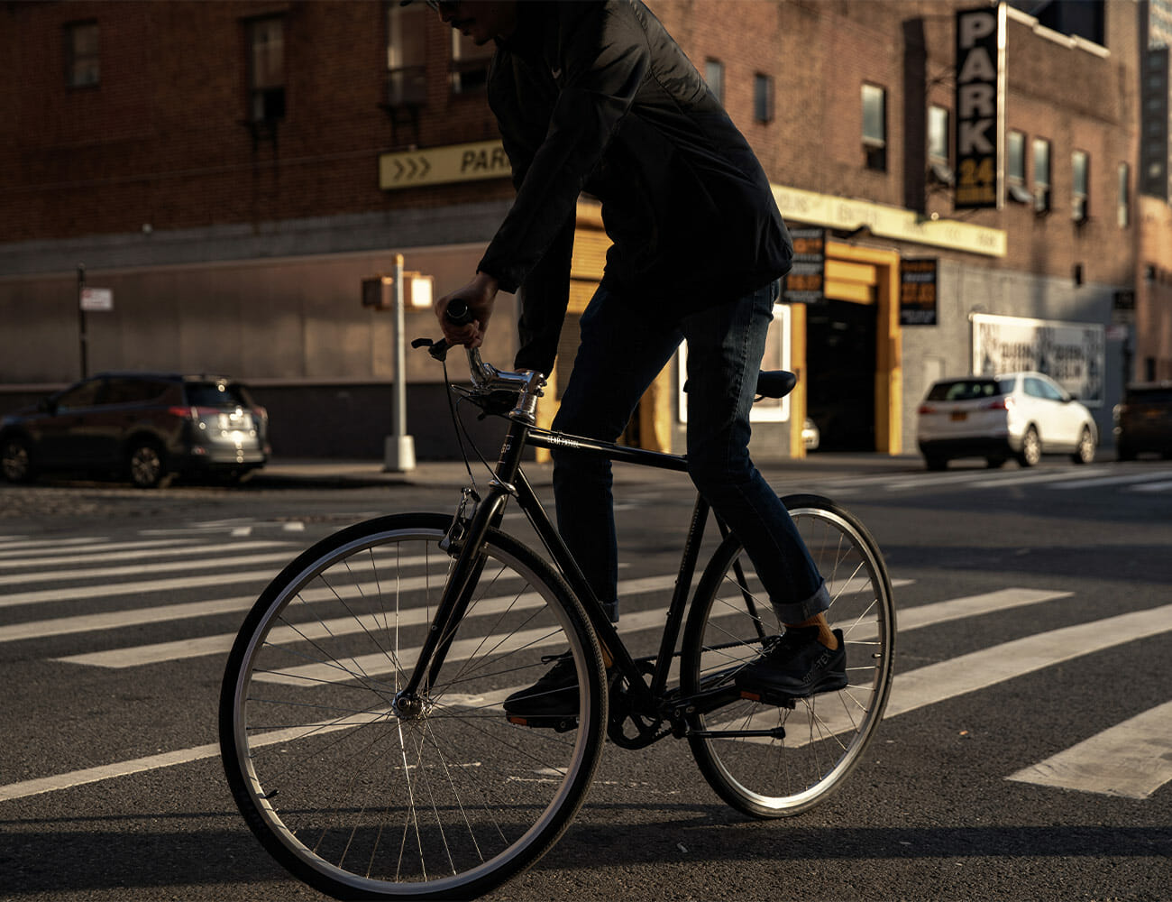 Gear Patrol Commuter Bike