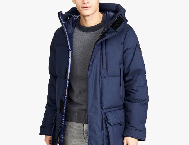 It's Winter Now Apparently, So You Should Have a Parka