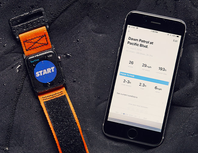 Surfline Has Given Every Surfer a Reason to Wear an Apple Watch