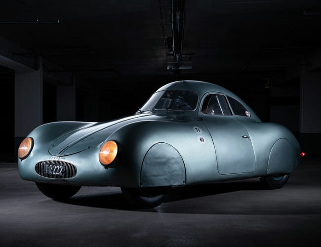 The First Porsche Failed To Sell Amid Epic Auction Snafu