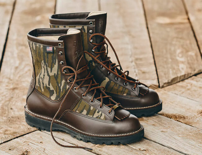 Filson and Danner Created the Ultimate Fall Boots