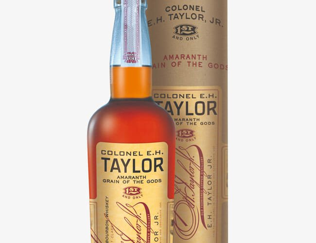 Buffalo Trace's New Bourbon Is the First of Its Kind
