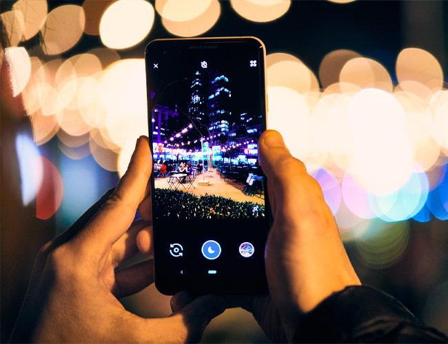 Google's Pixel 3 Is Revolutionizing Low-Light Photography