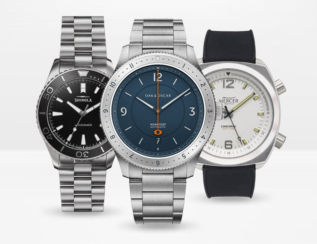 These Are 9 of the Best New American Watches